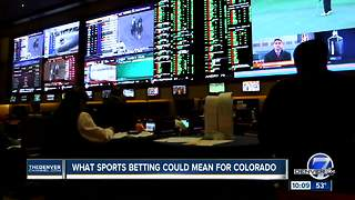 Sports betting could happen in Colorado — and relatively soon!