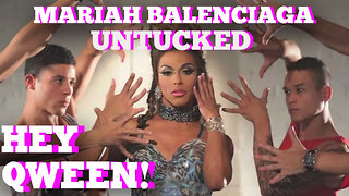 Mariah Balenciaga On The Iconic Shangela VS Mimi Untucked Fight: Hey Qween! BONUS - Video