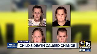 Child's death causes change in DCS prorgam - Video