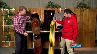 Gear up for Snowboarding with East of Maui! - Video