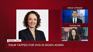 Wis. DHS Secretary-designee Andrea Palm to join Biden administration