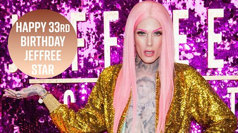 Jeffree Star's 4 craziest makeup looks