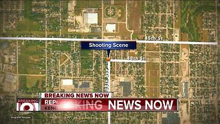 Kenosha officer shoots suspect