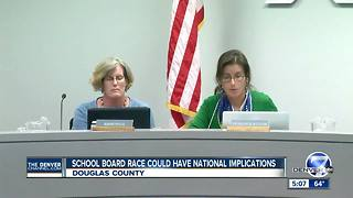 School board race could have national implications - Video