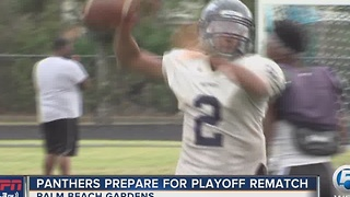 Panthers Prepare For Playoff Rematch - Video