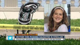 Three arrested for street racing in connection to death of young mother on Bayshore - Video