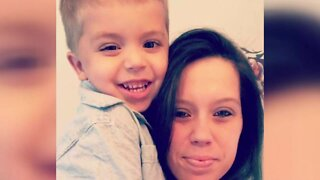 Mother of murdered 5-year-old son wants death penalty for accused gunman
