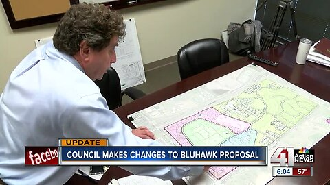 BluHawk development gains approvals to continue moving forward with next phase