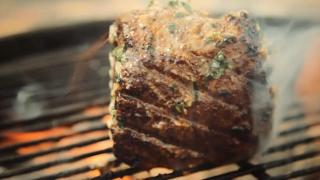 Perfect Grilled Steak - Video