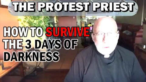 How To SURVIVE the 3 DAYS OF DARKNESS   Fr. Imbarrato Live - Sat, Feb. 6, 2021