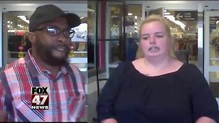 Police search for man, woman suspected of retail fraud - Video