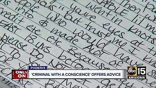 'Criminal with conscience' leaves note after taking and returning family's mail
