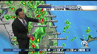 South Florida weather 7/8/17 - 7am report - Video