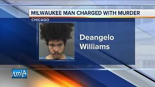 Milwaukee man charged with murder for fatal crash involving stolen car in Chicago - Video