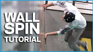 Wall spin tutorial: Parkour and freerunning how to - Video