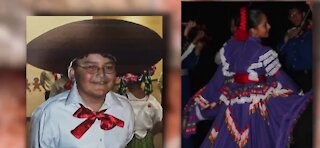 Celebrating traditional Mexican folk dance during Hispanic Heritage Month