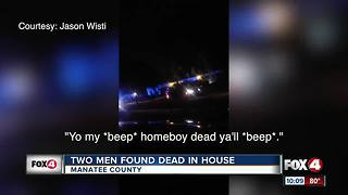 Two Men Found Dead Inside House - Video