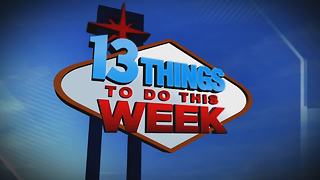 13 Things To Do This Week In Las Vegas For Oct. 27 through Nov. 2 - Video