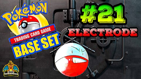 Pokemon Base Set #21 Electrode | Card Vault