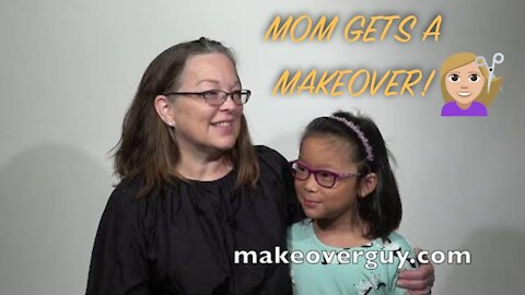 I Want To Be A Fun Mom: A MAKEOVERGUY® Makeover