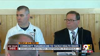 Community paramedicine to tackle health issues - Video