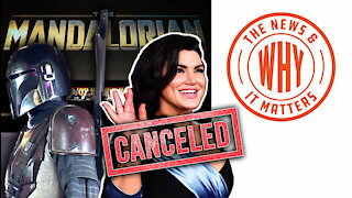'Mandalorian' Star CANCELED for Warning Against CANCEL CULTURE   Ep 715