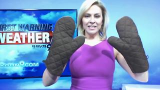 Chief Meteorologist Erin Christiansen's KGUN 9 Forecast Friday, June 16, 2017 - Video