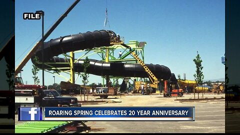 Roaring Springs celebrating 20 years of fun