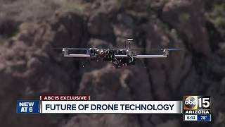 The future of drone technology