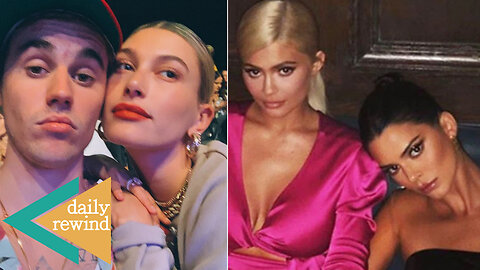 Kylie & Kendall CLASH Over New Trademark! Hailey Bieber's Selena Gomez Birthday Post Explained! | DR