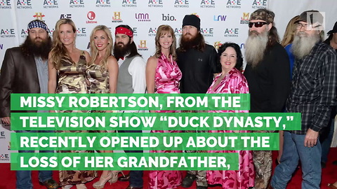 Duck Dynasty Star Opens Up about Emotional Death in the Family