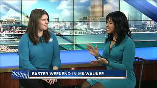 Weekend Events: Hopping into Easter - Video