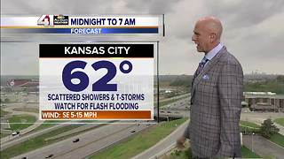 Gary Lezak Wednesday Evening Forecast Update 5 2 18 - Video