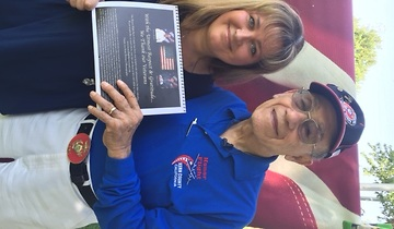 Veteran Calendar Benefits Honor Flight Kern County - Video
