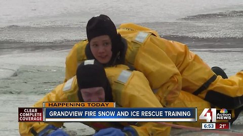 Learning rescue tips from the pros