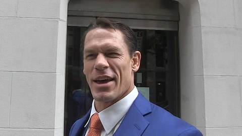 John Cena Says He's Getting Too Old to Wrestle, Growing His Hair Out