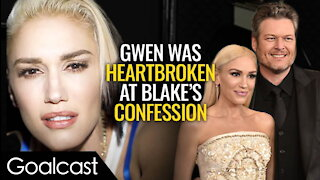 Blake Shelton Had To Face His Painful Past To Find Love With Gwen Stefani | Life Stories By Goalcast