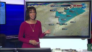 Your Friday morning forecast - Video