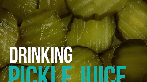 8 Reasons Your Body Craves Pickle Juice