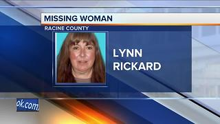 Investigators searching for missing Racine County woman