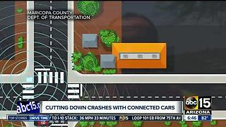County working to expand connected car test - Video