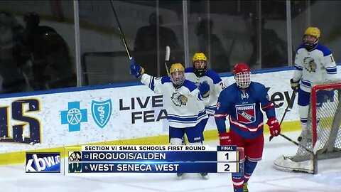 Section 6 Hockey: Small School First Round Recap