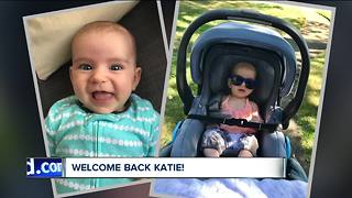 Welcome back to News 5, Katie Ussin