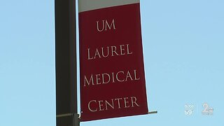 Governor Hogan announces reopening of Laurel Medical Center