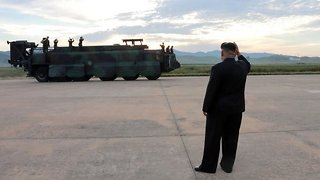 North Korea Says It Will Stop Missile, Nuclear Tests - Video