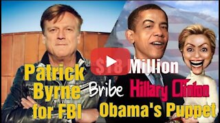 Patrick Byrne The Deep Rig Interview 12/14/2020 Steel Truth I Bribed Hillary Clinton $18 Million