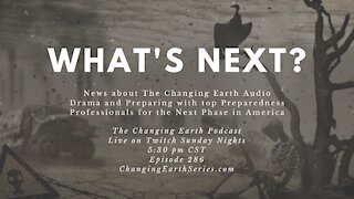 What's Next? The Changing Earth