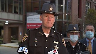 Sheriff announces death of deputy involved in crash
