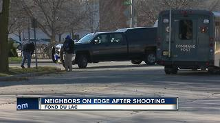 Suspect in Fond du Lac shooting taken into custody - Video