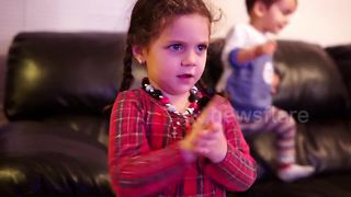 Meet Five-Year-Old Sophie Who Sings With The Voice Of An Angel - Video